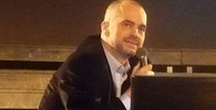 Edi Rama, šéf albánské socialistické opozice