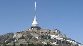 Ještěd (1012 m), hora na severu Česka, jižně od Liberce, nejvyšší vrchol a jediná tisícovka Ještědsko-kozákovského hřbetu. S prominencí 517 metrů (převýšení od sedla v Jeřmanicích, které ho odděluje od Jizerských hor) jde o jednu z 10 nejprominentnějších hor v Česku.