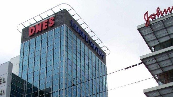 MAFRA, a.s. je největší česká mediální společnost