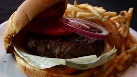 Hamburger, ilustrační fotografie