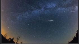 Meteorického roje Perseidy