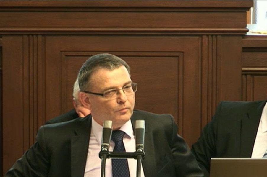 Lubomír Zaorálek /ČSSD/