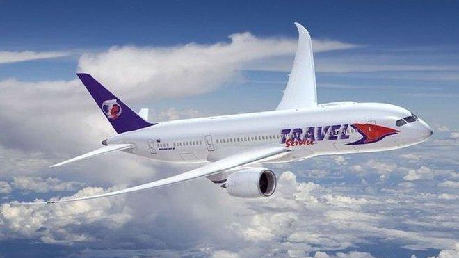 Těšili jsme se na jediný Dreamliner v Česku, Travel Service ale objednávku zrušil.