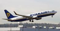 Ryanair kvůli stávce ruší lety, potíže může mít až 50 tisíc cestujících - anotační obrázek