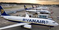 Ryanair v létě očekává propad příjmů z letenek, problémy mu dělá konkurence, stávky i vysoké teploty - anotační foto