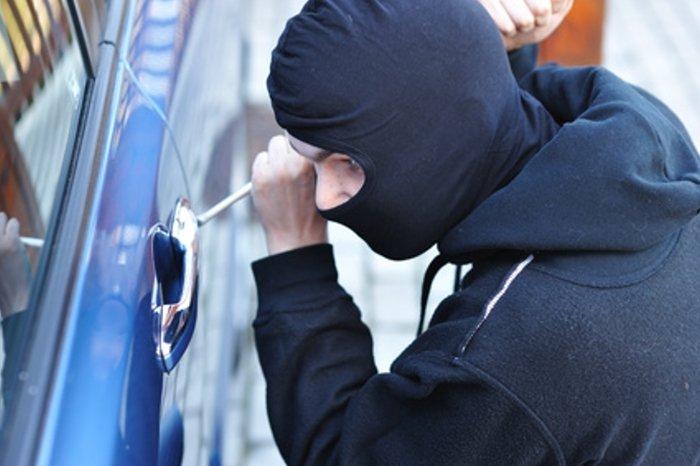 Zloději aut