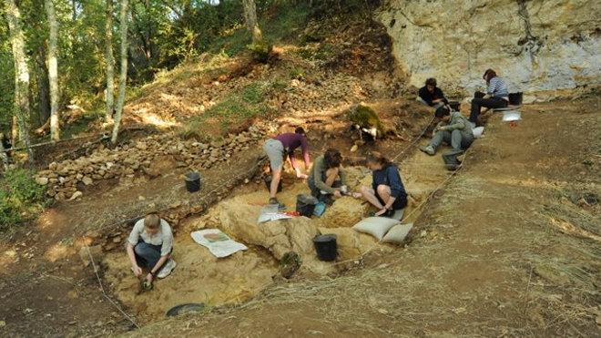 Archeologové, ilustrační foto