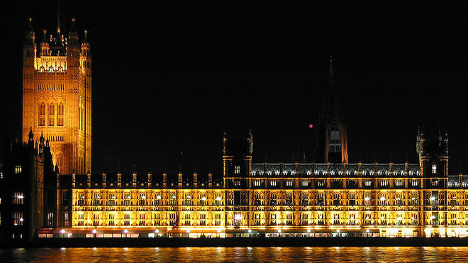 Londýn, Houses of Parliament