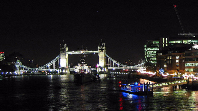 Londýn, Tower Bridge