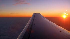 Za letu, ilustrační fotografie