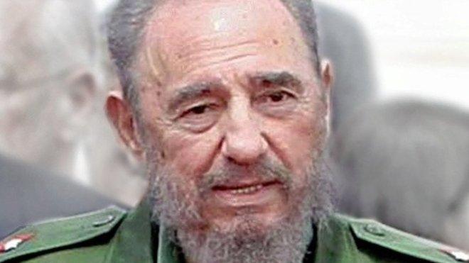 Dr. Fidel Alejandro Castro Ruz