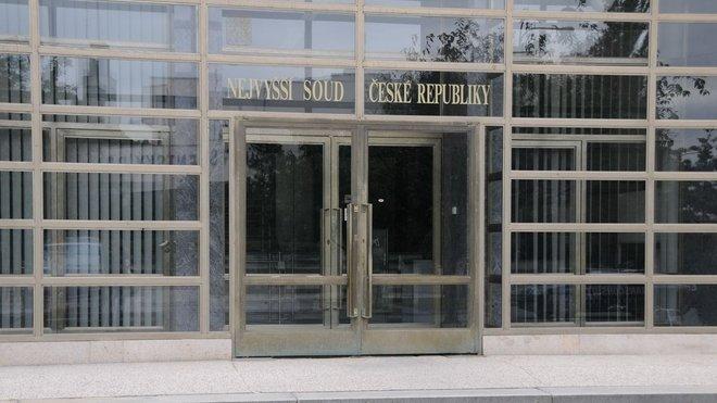 Nejvyšší soud České republiky