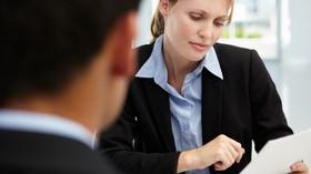 Hledání zaměstnání, ilustrační fotografie