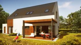 Dům, novostavba - ilustrační fotografie