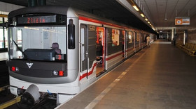 Pražské metro, ilustrační fotografie
