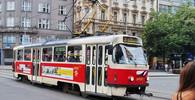 Tramvaje v Praze, ilustrační fotografie
