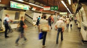 Pražské metro, stanice Staroměstská
