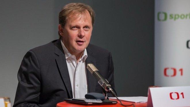 Petr Dvořák, generální ředitel ČT
