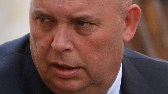 Miroslav Toman, ministr zemědělství ČR (fotil: David Sedlecký)