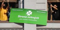 Zelené povede do voleb právnička Nováková - anotační obrázek