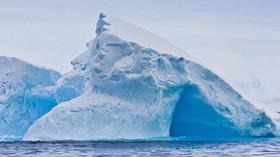 Ledovec, ilustrační fotografie