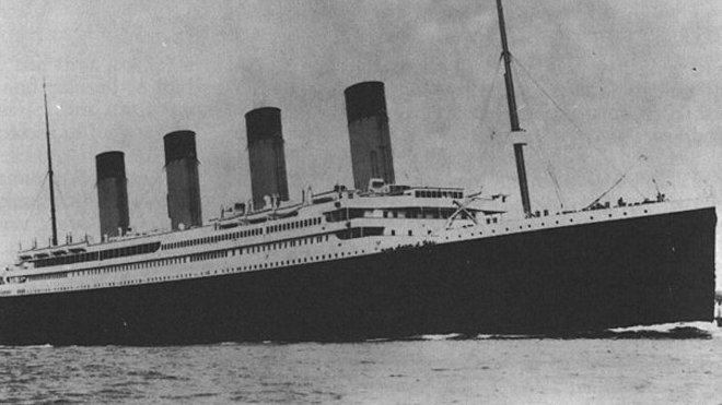 """Nepotopitelný"" Titanic"
