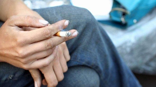 Kouření, ilustrační fotografie