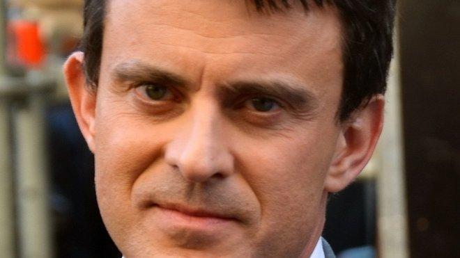 Manuel Valls, nový předseda vlády Francie
