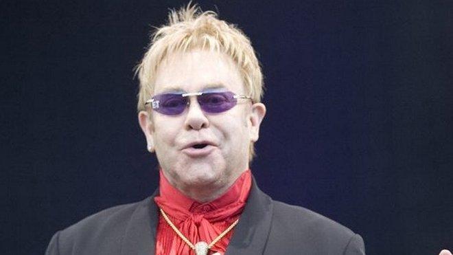 Sir Elton John, foto: Richard Mushet