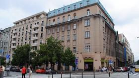 Stavební úřad Prahy 1 povolil demolici domu na rohu Václavského náměstí a Opletalovy ulice.
