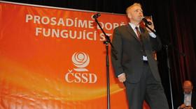 Milan Chovanec /ČSSD/, hejtman Plzeňského kraje