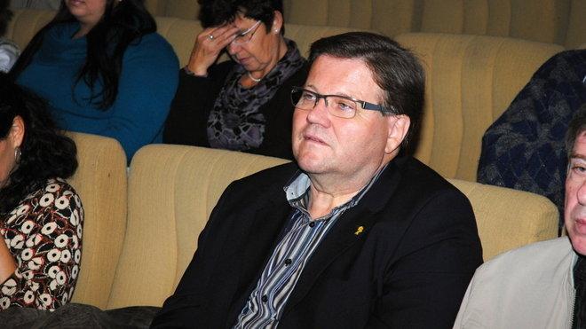 Zdeněk Škromach /ČSSD/, místopředseda ČSSD a Senátu