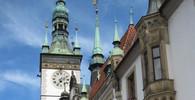 V Olomouci byl obnoven provoz tramvají, zřícení zdi šetří policie - anotační obrázek