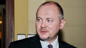 Hejtman Michal Hašek /ČSSD/