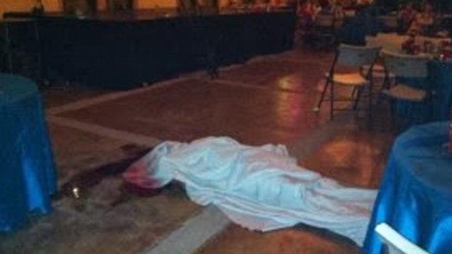 Muž převlečený za klauna zastřelil v Mexiku drogového bosse