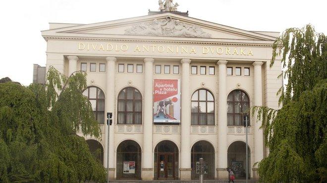Divadlo Antonína Dvořáka je domovskou scénou Národního divadla moravskoslezského