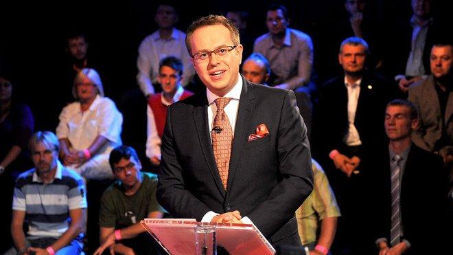 Václav Moravec opět bude moderovat Předvolební superdebatu