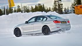 Test zimních pneumatik Continental