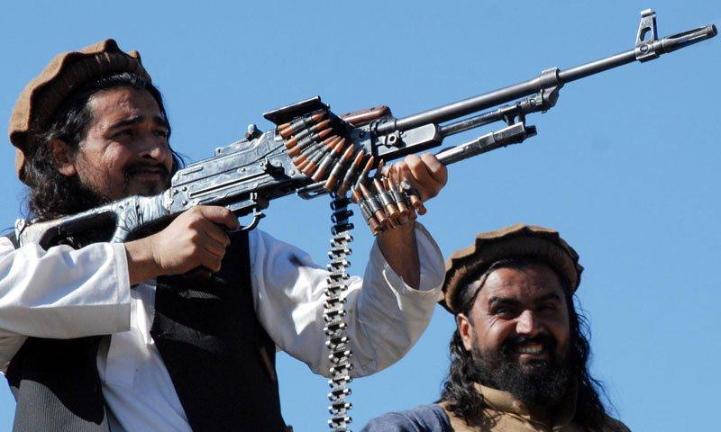 Vážné obvinění: Rusko podporuje Taliban, tvrdí Američané. A Kreml posílá ráznou odpověď - anotační obrázek