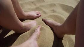 Nohy, ilustrační fotografie