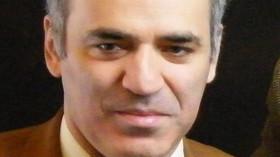 Garri Kasparov, foto: Frank Hoppe