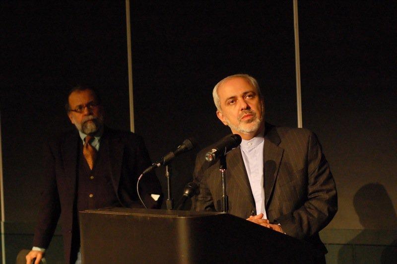 Íránský ministr zahraničí Muhammad Džavad Zaríf