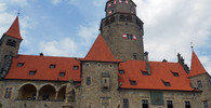 Hrad Bouzov patří státu. Německý řád definitivně prohrál vleklý soudní spor - anotační foto