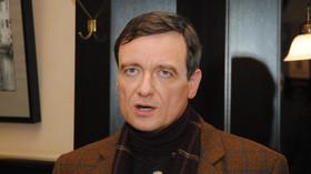 David Rath na autogramiádě své knihy Absurdní proces