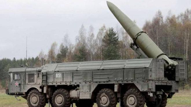 Raketa Iskander-M