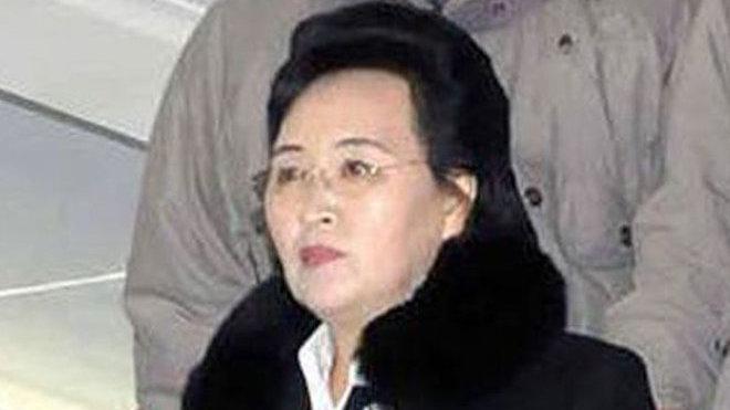 Kim Kjong-hi, teta vůdce severní Koreje