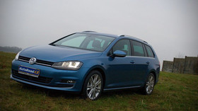 Nový Volkswagen Golf VII Variant 2.0 TDI Bluemotion Highline