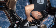 Mezinárodní vesmírná stanice (ISS)