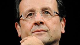 Francouzský prezident François Hollande, foto: Jean-Marc Ayrault