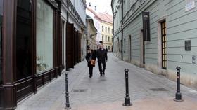 Bratislava, Slovensko (centrum)